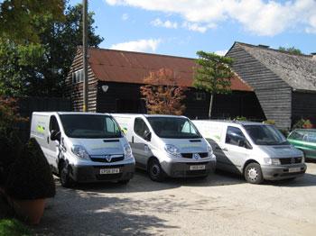 stewart landsacpes vans